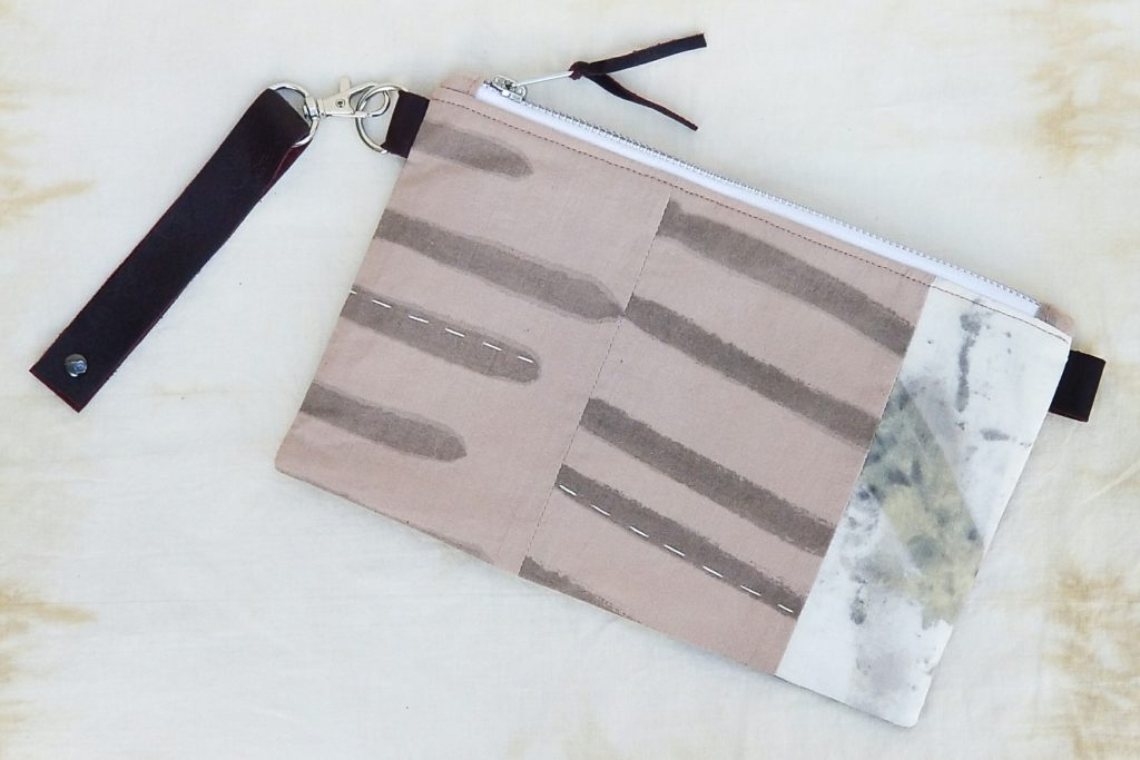 Hand Dyed Clutches