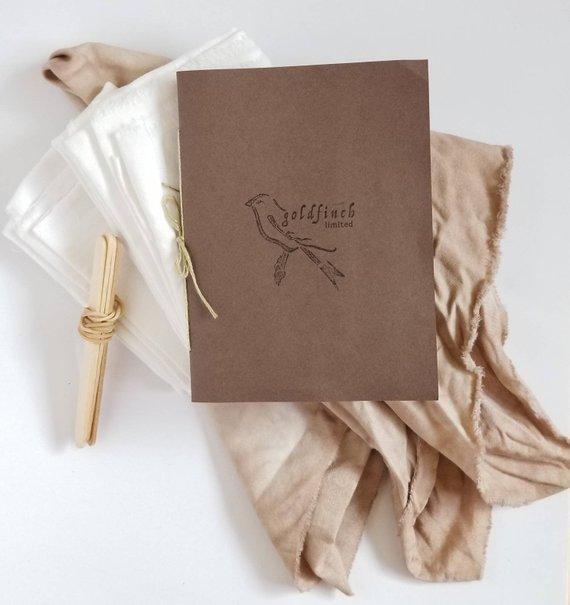 Dye Your Own Tea Towel Kit